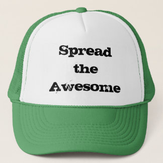 Spreadthe Awesome Trucker Hat