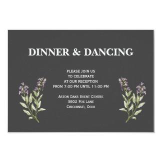 Sprig Reception Card