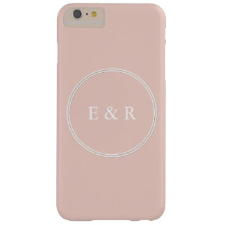 Spring 2017 Designer Colors Pale Pink Dogwood Barely There iPhone 6 Plus Case