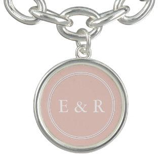 Spring 2017 Designer Colors Pale Pink Dogwood Bracelet