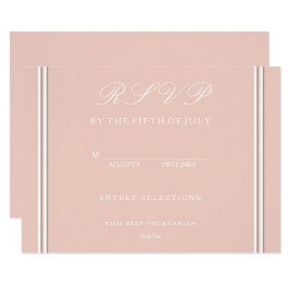Spring 2017 Designer Colors Pale Pink Dogwood Card