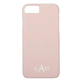 Spring 2017 Designer Colors Pale Pink Dogwood iPhone 7 Case