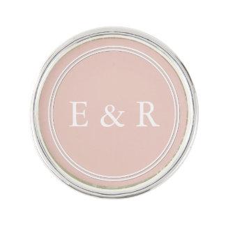 Spring 2017 Designer Colors Pale Pink Dogwood Lapel Pin