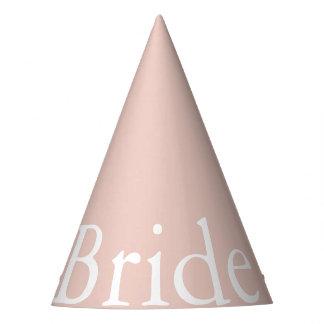 Spring 2017 Designer Colors Pale Pink Dogwood Party Hat