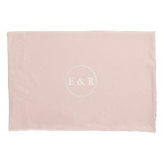 Spring 2017 Designer Colors Pale Pink Dogwood Pillowcase