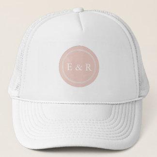 Spring 2017 Designer Colors Pale Pink Dogwood Trucker Hat