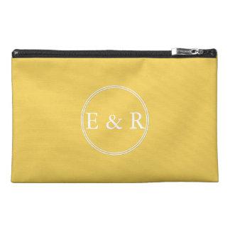 Spring 2017 Designer Colors Primrose Yellow Travel Accessory Bag