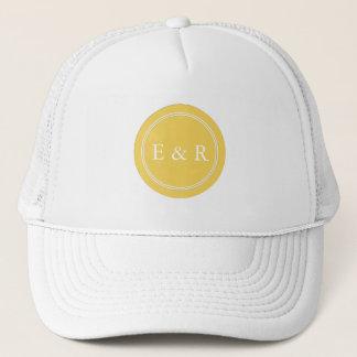 Spring 2017 Designer Colors Primrose Yellow Trucker Hat