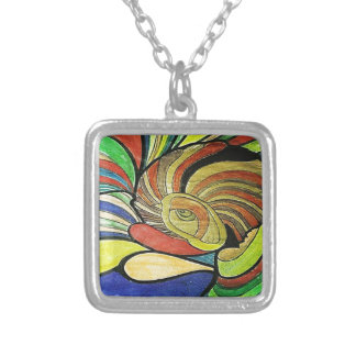 spring 29_result.JPG Silver Plated Necklace