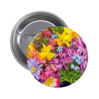 spring 2 inch round button