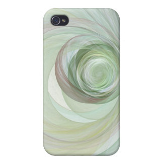 Spring Abstract  Case For The iPhone 4