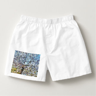 Spring Almond Blossom Boxers