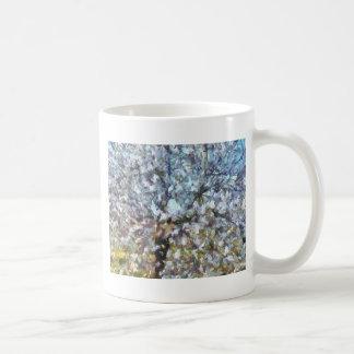 Spring Almond Blossom Coffee Mug