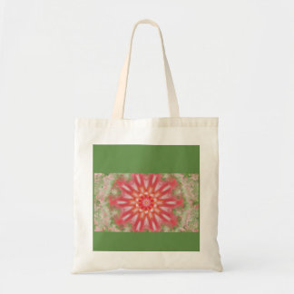 Spring and Summer Floral Tote Bag