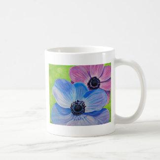 Spring Anemones Coffee Mug