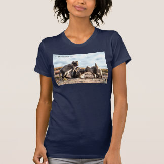 Spring - Arctic Fox T-Shirt