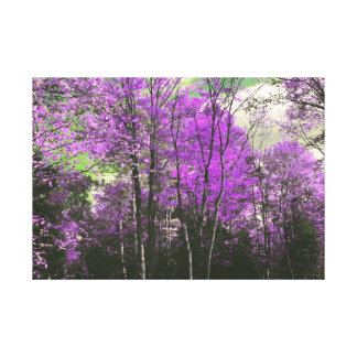 Spring Art on Canvas