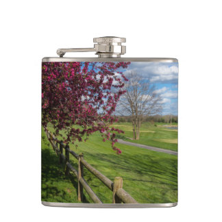 Spring At Rivercut Flask