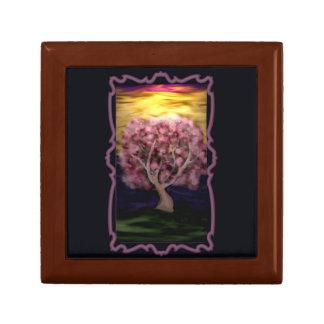 Spring Awakens Treasure Box