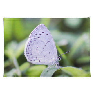 Spring Azure Butterfly Cloth Placemat