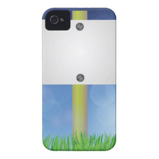 spring banner iPhone 4 cover