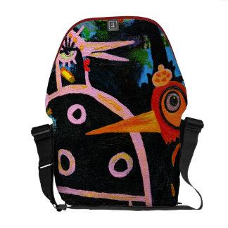 spring bazaar commuter bag