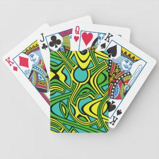 Spring Bicycle Playing Cards
