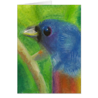 Spring Bird Notecard