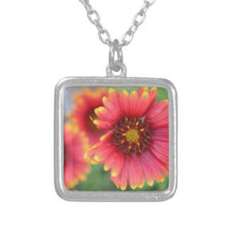 Spring Bloom Pt 2 Silver Plated Necklace