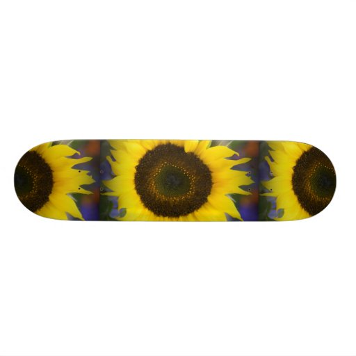 Spring Bloom Skate Board Deck