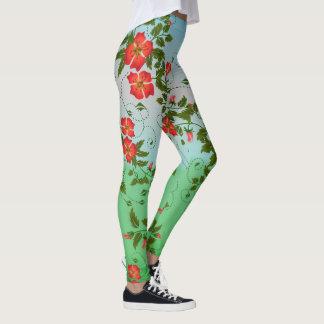 Spring Blooming Leggings