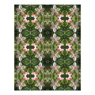 Spring Blossom 7 Letterhead