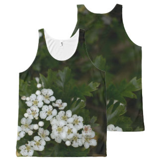 Spring blossom All-Over-Print tank top