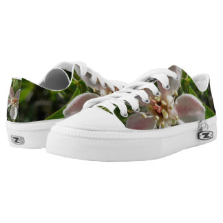 Spring Blossom Low-Top Sneakers