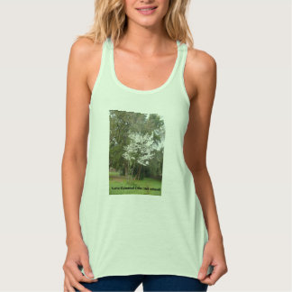 Spring blossoms at Thousand Oaks park Tank Top