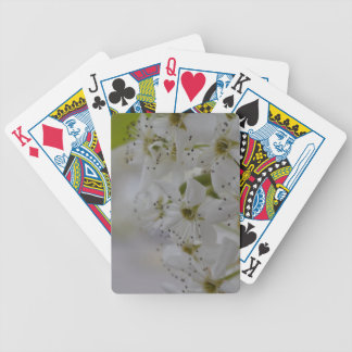 Spring Blossoms Bicycle Playing Cards