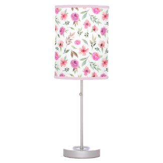 Spring Blossoms Decorative Lamp