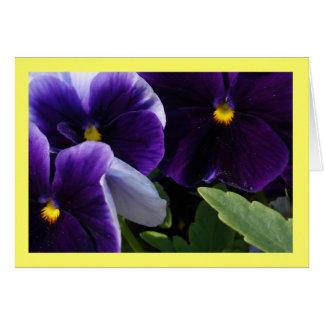 Spring Blossoms I Card