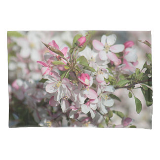 Spring blossoms pillowcase