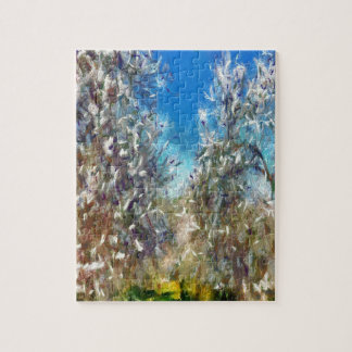 Spring Blosssom Jigsaw Puzzle