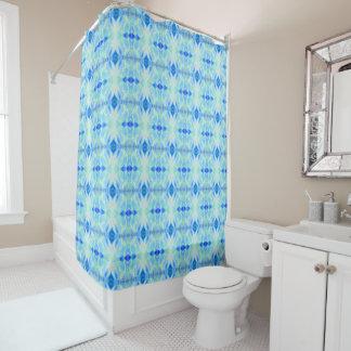 Spring Blue Shower Curtain  ©AH2015