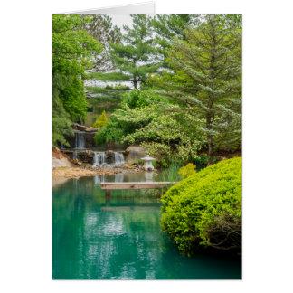 Spring Botanical Beauty Card