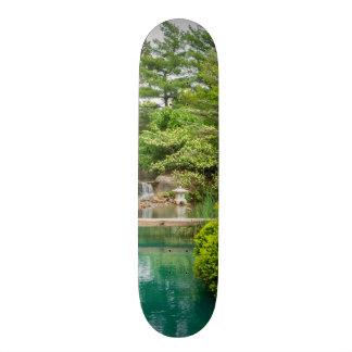 Spring Botanical Beauty Custom Skateboard