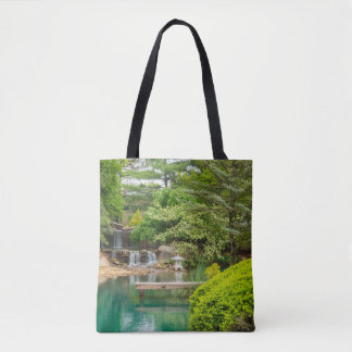 Spring Botanical Beauty Tote Bag