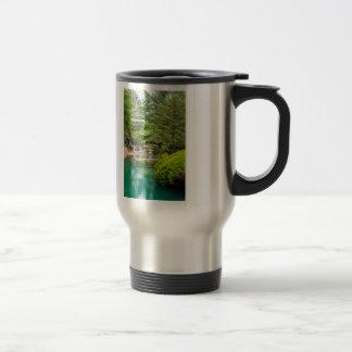 Spring Botanical Beauty Travel Mug