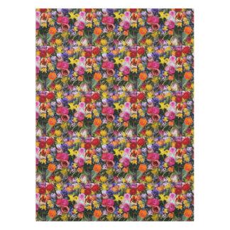 Spring bouquet by Thespringgarden Tablecloth