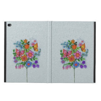 Spring Bouquet Flowers Butterflies Powis iPad Air 2 Case