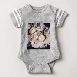 Spring Bouquet in Pastel Baby Bodysuit