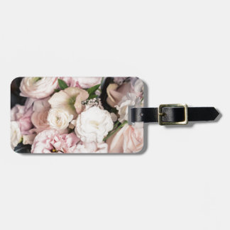 Spring Bouquet in Pastel Luggage Tag
