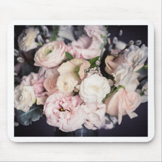 Spring Bouquet in Pastel Mouse Pad
